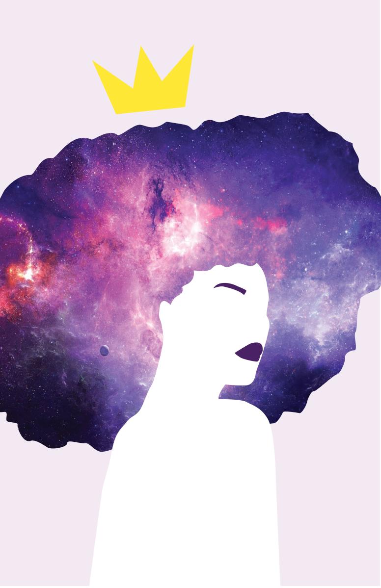 Black Girl Magic-Lavender-01