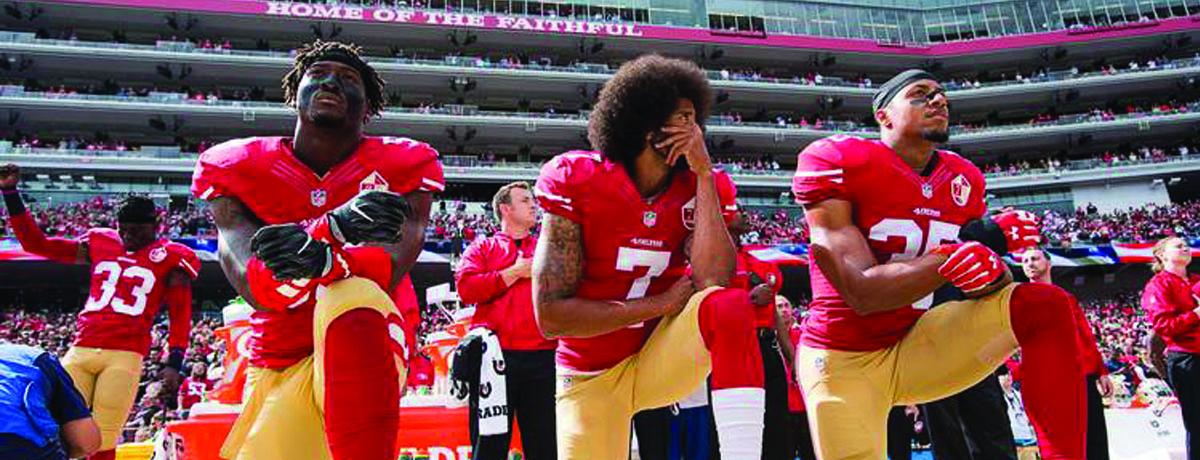 NFL Take A Knee