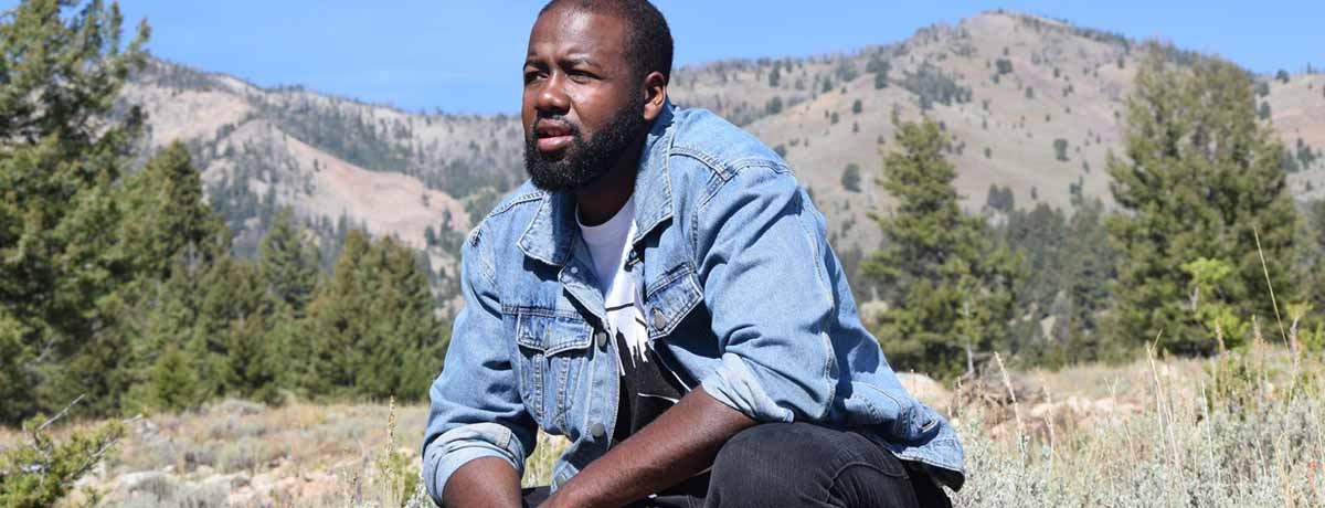 Alex Bailey On A Mission To Reconnect Black Youth To The Outdoors